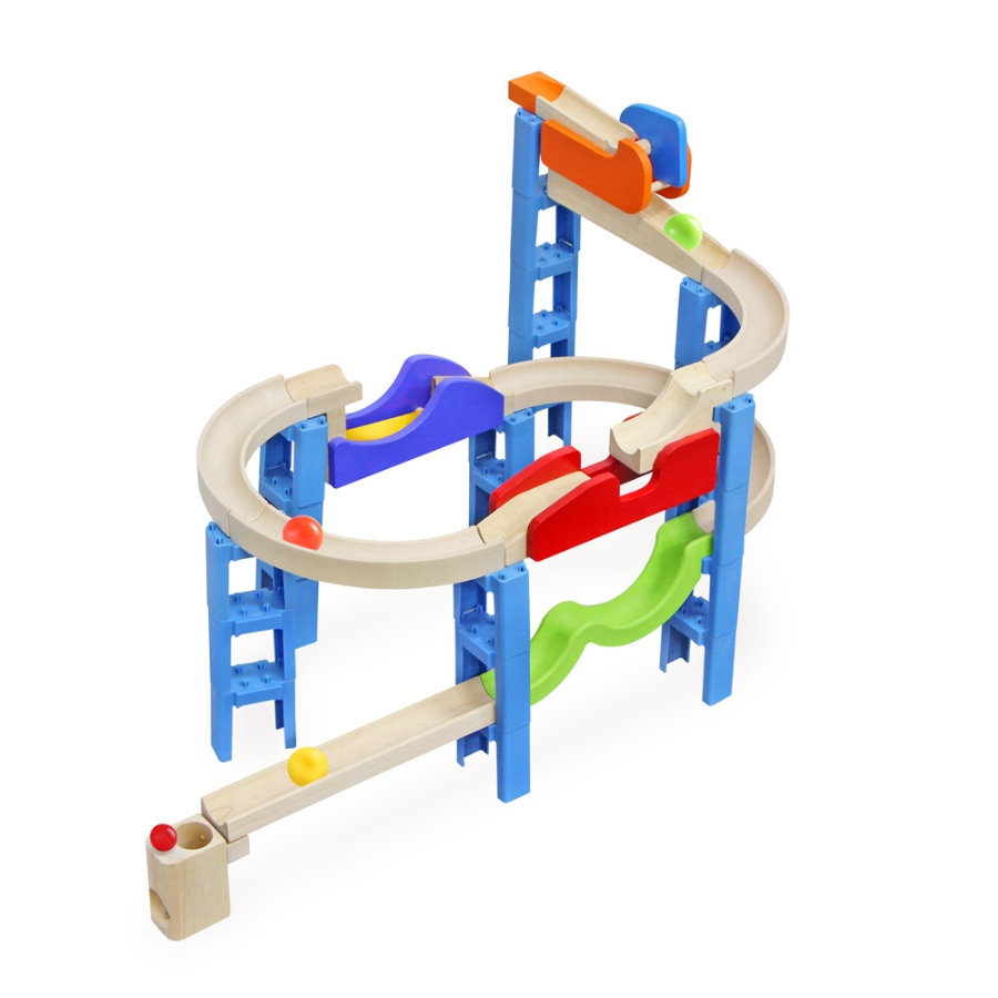 WONDERWORLD® - Kugelbahn TrixTrack Rock 'n' Roll WW-7015
