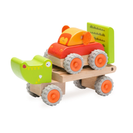 WONDERWORLD® - Miniworld Transporter Krokodyl WW-4068