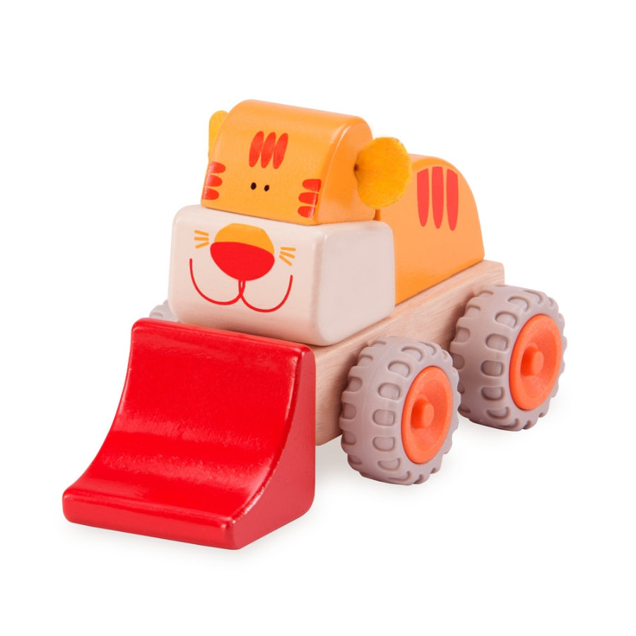 WONDERWORLD® - Miniworld Tigerlader WW-4070