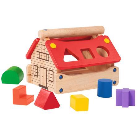 WONDERWORLD® - Sortierbox Haus WW-1161