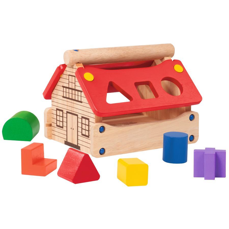 WONDERWORLD® - Sorteerbox Huis WW-1161