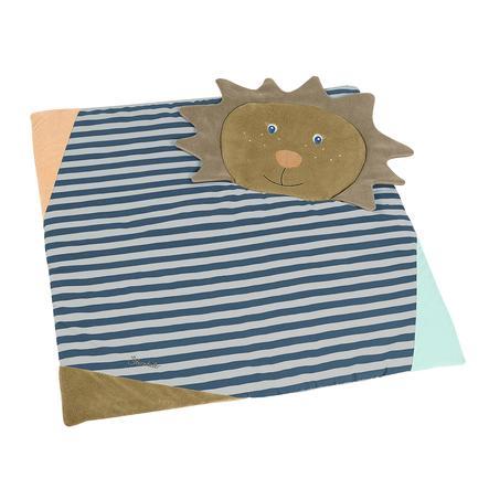STERNTALER Hrací deka Leo modrá