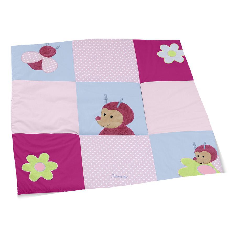 STERNTALER couverture pour bébé Katharina rosa