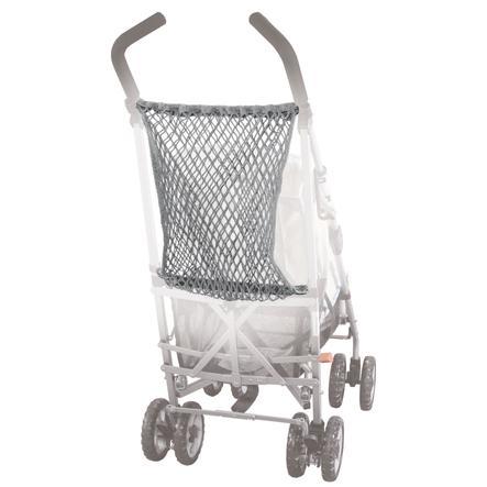 SUNNYBABY universales Kinderwagennetz mit Knebel Grau