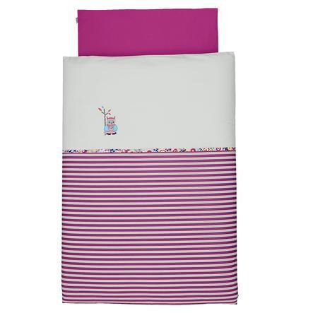 STERNTALER Påslakanset BEN rosa 100x135 cm