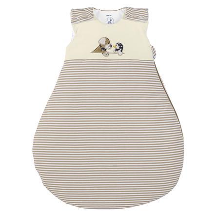 STERNTALER Saco de dormir Hanno beige-marrón
