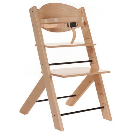 TREPPY Jídelní židlička přírodní