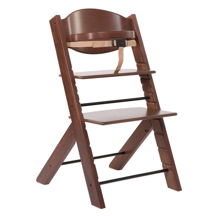 Treppy®  Krzesełko do karmienia, orzech