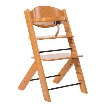 TREPPY Chaise haute, cerise