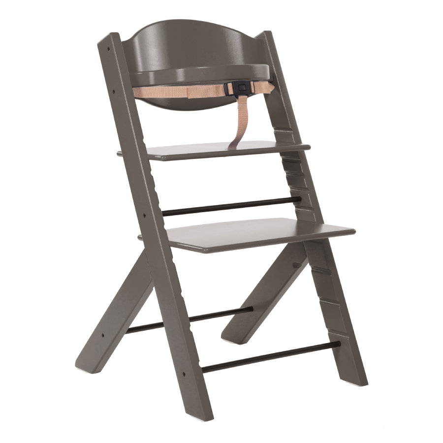 TREPPY Jídelní židlička šedá