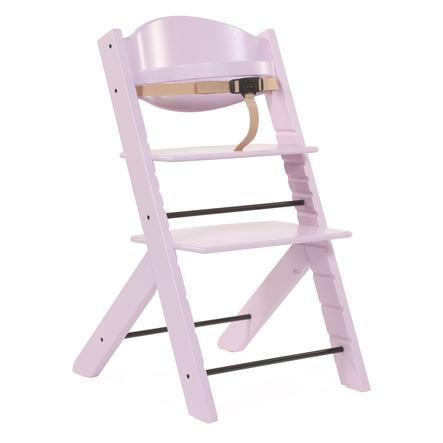 TREPPY Chaise haute, rose nacré