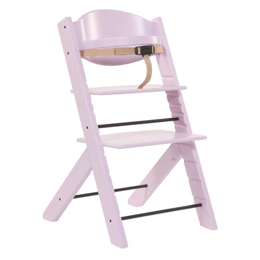 Treppy® Hochstuhl pastell pink
