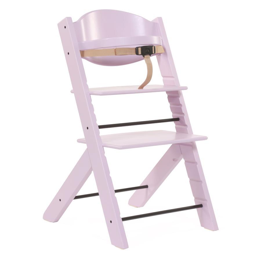 TREPPY Jídelní židlička pastelově růžová