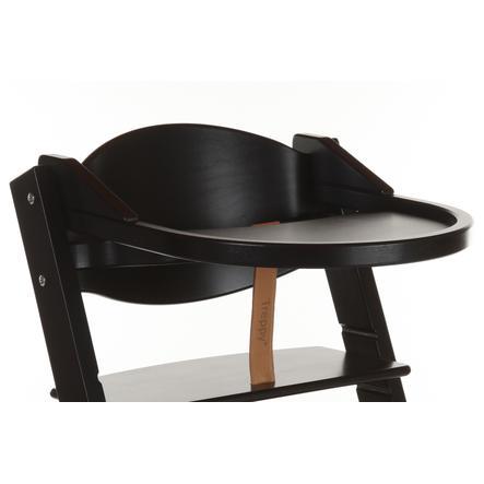 TreppyR Tablette Chaise Haute Bebe Noir