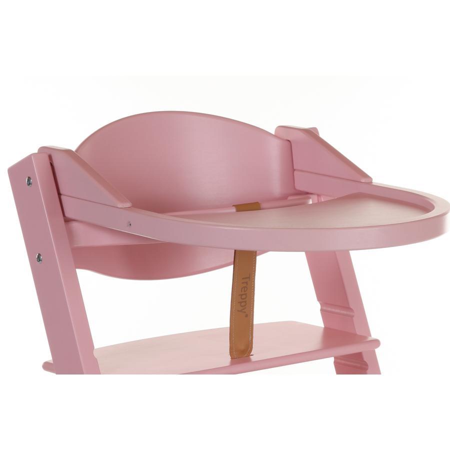 Treppy® Ess- und Spielbrett rosa