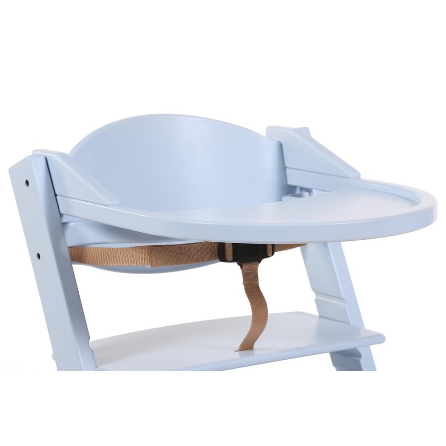 Treppy® Spise- og legebord pastel blå