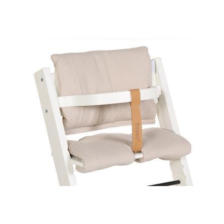 TREPPY Polstrování do jídelní židličky Natural Beige