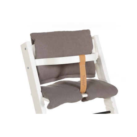 TREPPY Coussin d'assise Natural Grey