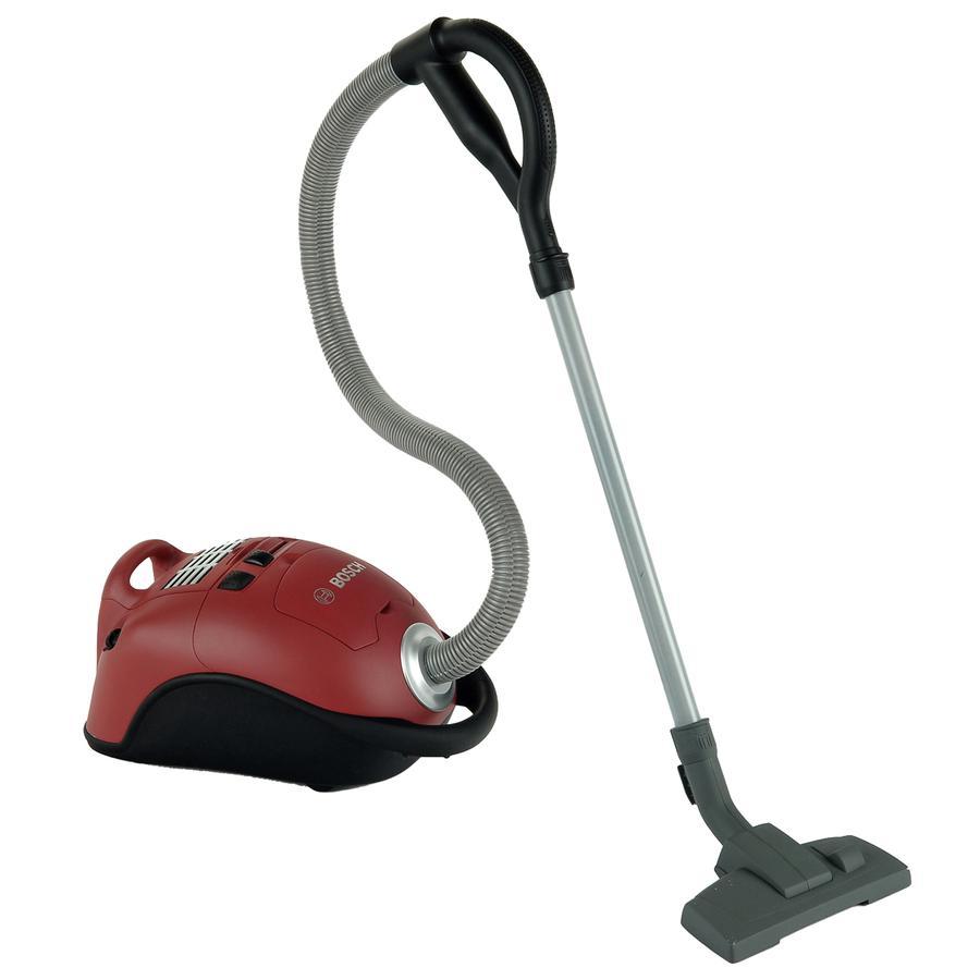 KLEIN Bosch Vacuum Cleaner red for Children 6828