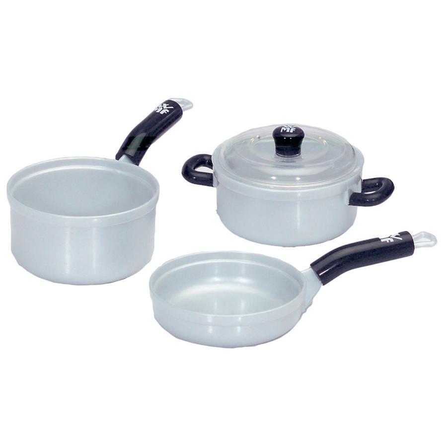 KLEIN Poêle et casseroles WMF, 3 pièces 9435