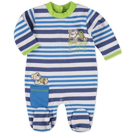 278c596e45f74 Schnizler Boys Pyjama Chien & Ours Bleu | roseoubleu.fr