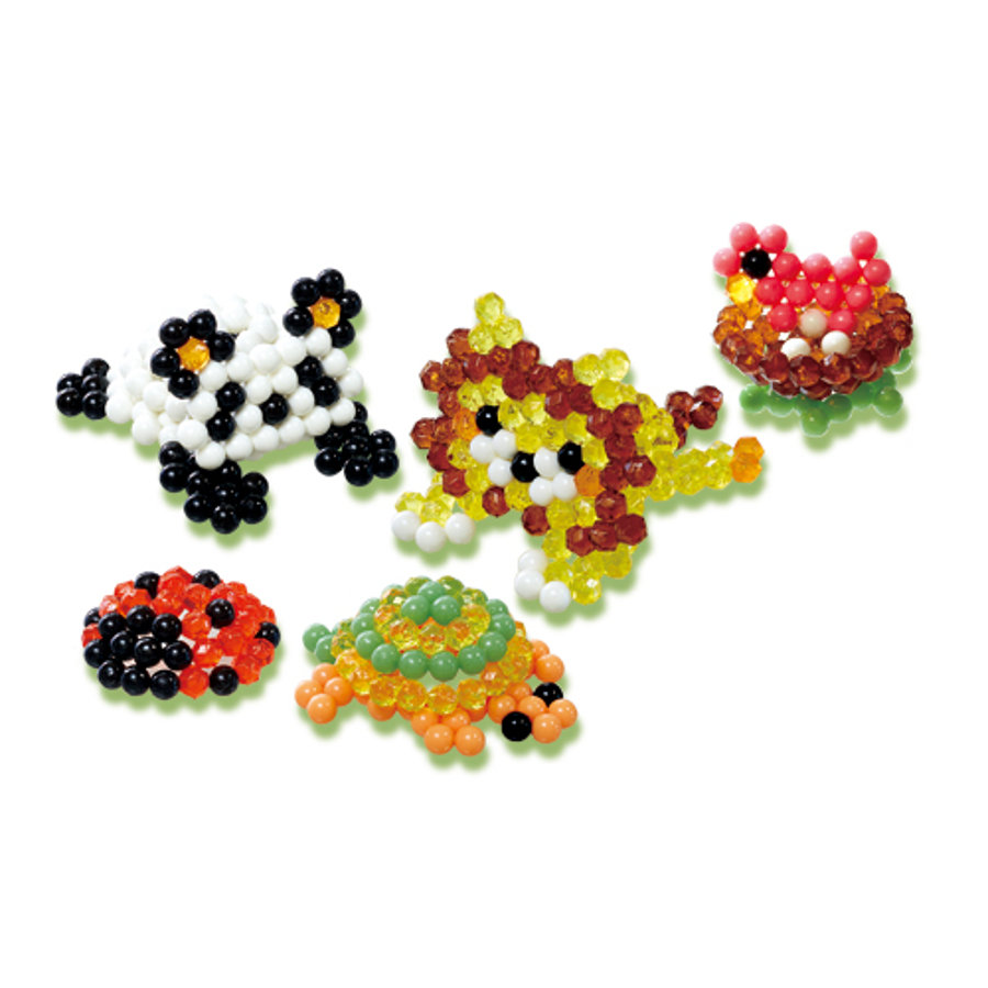 Aquabeads® Ensemble animaux 3D 79908