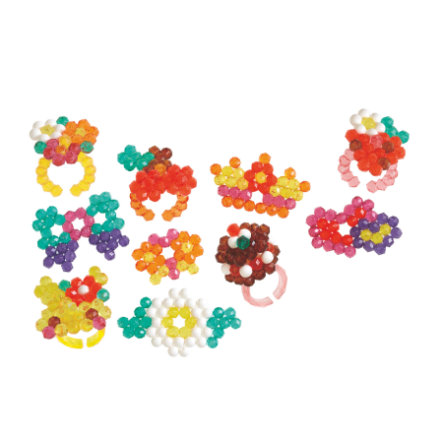 Aquabeads® Glitzerringset 79928
