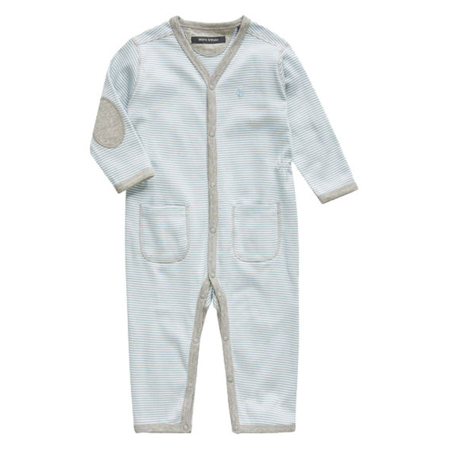 MARC O`POLO Boys Overall blue