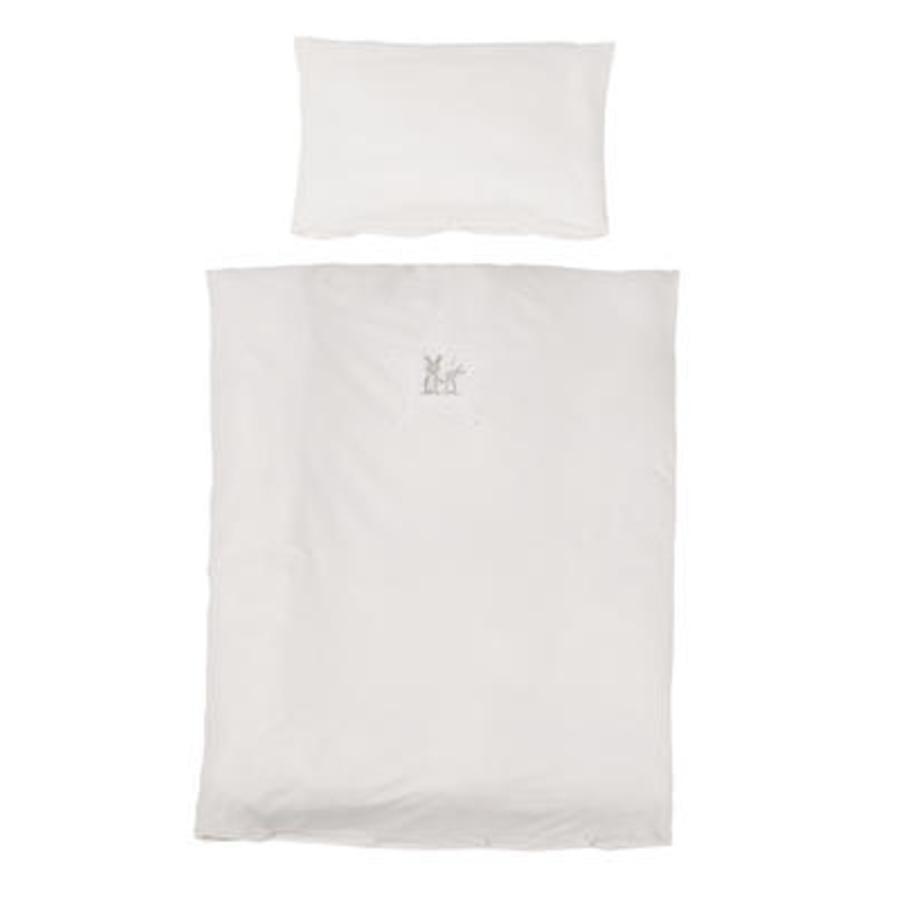 ROBA Dětské ložní prádlo dvoudílné 100 x 135 cm Fox & Bunny