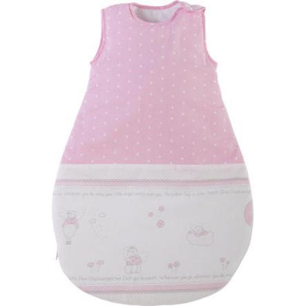 ROBA Saco de dormir 70 cm, Angelito rosa