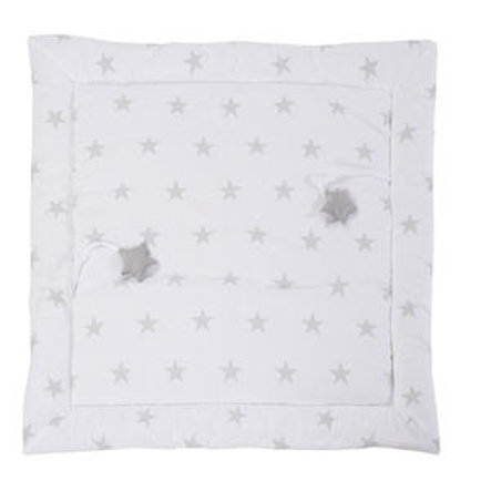 Rpba Lege- og kravletæppe Little Stars 100x100cm