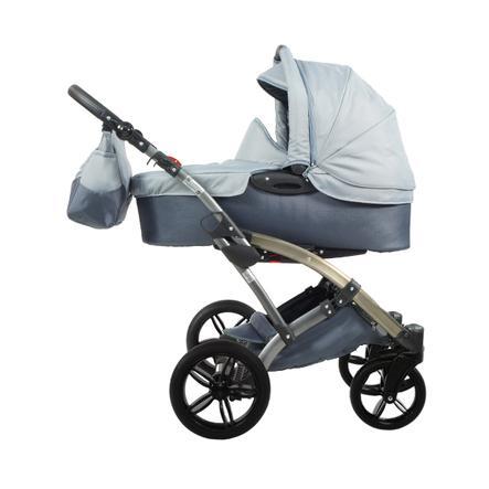 knorr-baby Poussette combinée Voletto Sport, gris