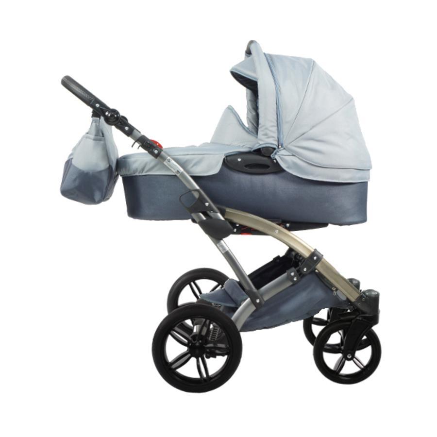 knorr-baby Kombikinderwagen Voletto Sport grau