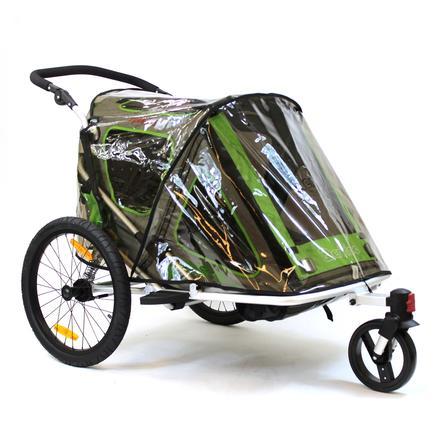 QERIDOO Pláštěnka pro vozík za kolo Speedkid2