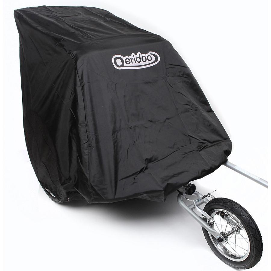 Qeridoo® Housse pour remorque de vélo enfant