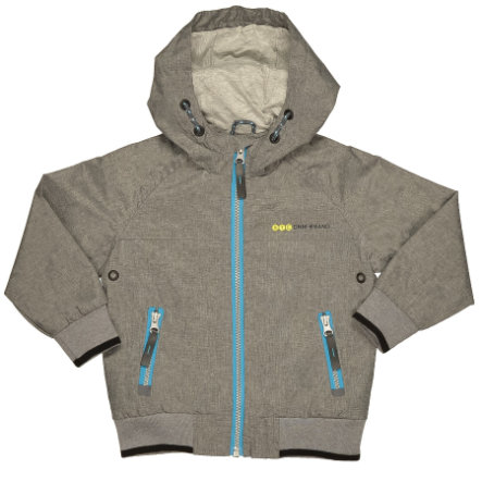 STACCATO Boys Mini Jacke grey structure