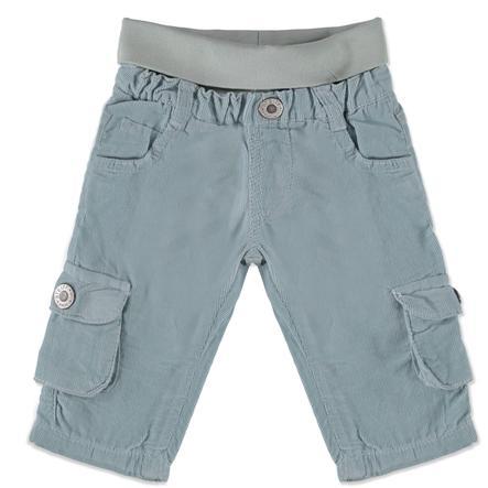 STEIFF Boys Pantalon en velours côtelé bébé menthe