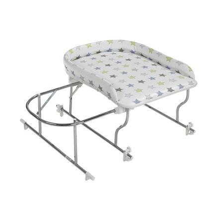 GEUTHER Combi Table à langer / Bain VARIX, Étoiles 032