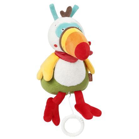 Babysun Boîte à musique toucan - Jungle Heroes