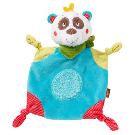 FEHN Snuttefilt Panda - Jungle Heroes