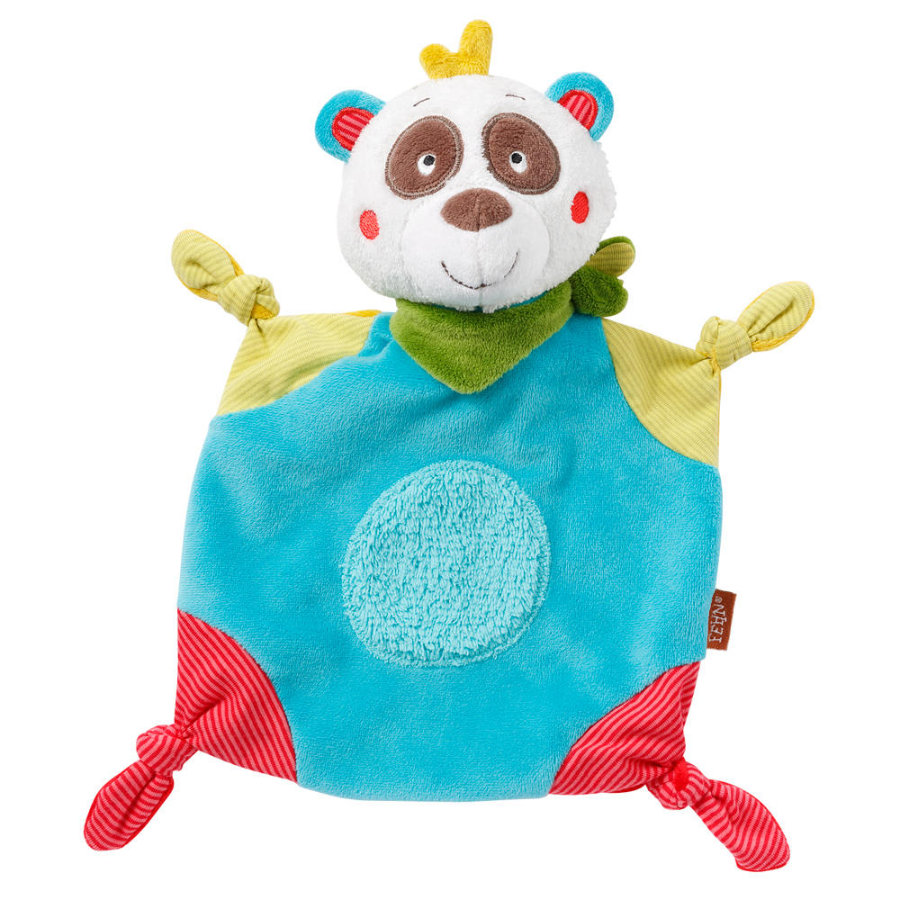 FEHN Knuffeldoek Panda - Jungle Heroes