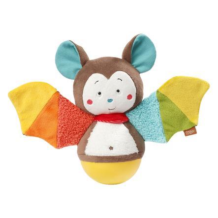 fehn® Pipistrelllo con pallina sonaglio- Jungle Heroes