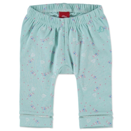 s.OLIVER Girls Leggings mint