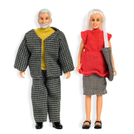 LUNDBY Grands-parents