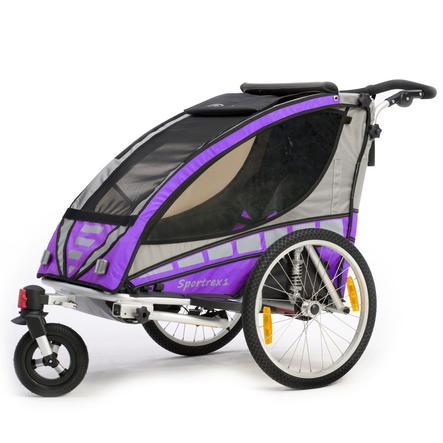 QERIDOO Sportrex1 - fialový