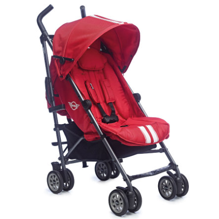 EASYWALKER Poussette-canne MINI Fireball Red