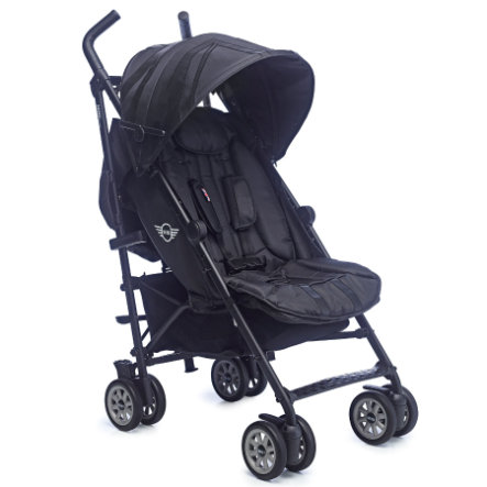 EASYWALKER Poussette-canne MINI Midnight Jack