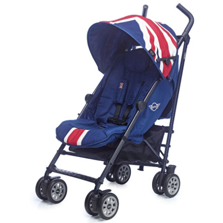EASYWALKER Poussette-canne MINI XL Union Jack Classic