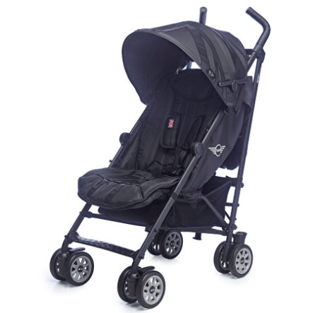 EASYWALKER Poussette-canne MINI XL Midnight Jack