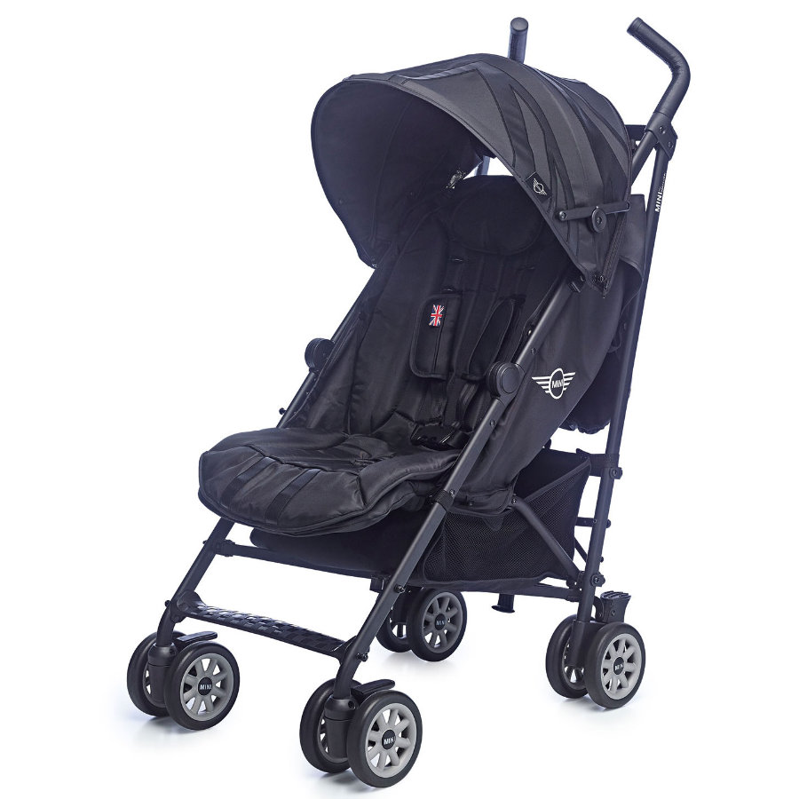 EASYWALKER MINI Buggy XL Midnight Jack